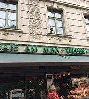 Cafe am Max-Weber-Platz
