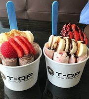 T-OP Cold Grill Ice Cream