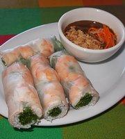 U K Eggroll Pho n Rice