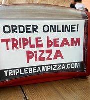 Triple Beam Pizza
