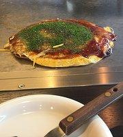 Okonomiyaki Teppanyaki Effect Processing Takashi Easier