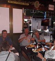 Bruin Cafe Laurel & Hardy