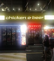 Bbq Chicken and Beer