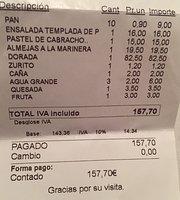 Cafetería - Terraza Pineda Playa