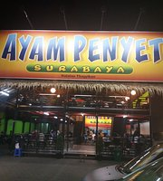 Ayam Penyet Surabaya