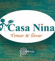 Restaurante Casa Nina