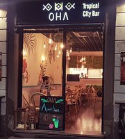 OHA Tropical City Bar