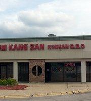 Kum Kang San Restaurant