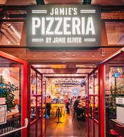 Jamie Oliver's Pizzeria Gozsdu