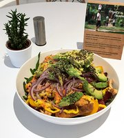 Ra - Okologisk Salatbar
