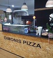 Pizzeria Dimonis pizza