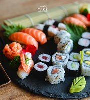 Takê Oriental Food