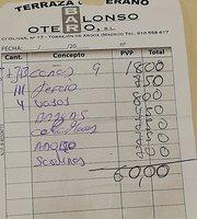 Bar Alonso Otero