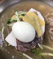 Pyeongyang Cold Buckwheat Noodles