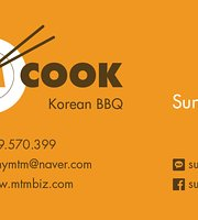 M COOK Korean BBQ
