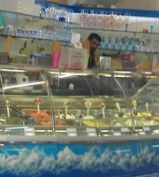 Gelateria. By. Luis