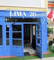 Restaurante Lima 26