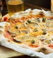 Berenjena-pizza