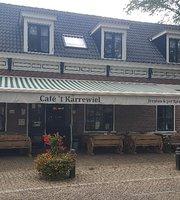 Eetcafe-zaal 't Karrewiel