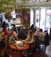 Cafe Balkon Azul