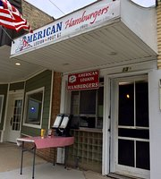 American Legion Post 67 Hamburger Stand