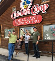 Seeley Chicken Coop & Lounge