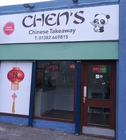 Chen's Chinese Takeaway