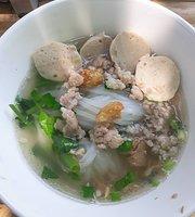 Thai Noodle Soup 9 Baht