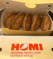 Homi Chicken Curry Puff