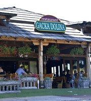 Restaurant Gacka Dolina