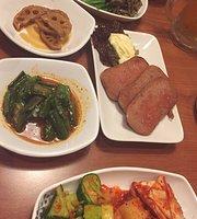 Korean Restaurant Oiso Jr Chiba Eki Nishi-Guchi