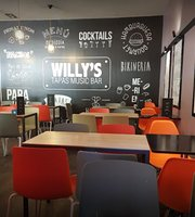 Willys Discobar