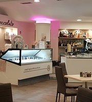 Crema & cioccolato Gelateria, Caffetteria