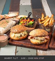 Zooba Burger