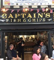 Captain's Fish & Chips