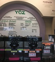 Yoz Frozen Yogurt