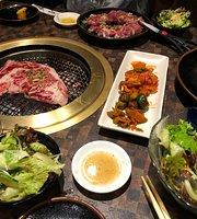 Charcoal fire grilled meat Shokudoen Kamata West-entrance