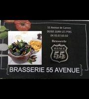 Brasserie 55 Avenue