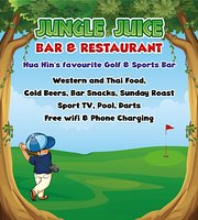 Jungle Juice Hua Hin