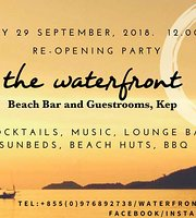 The Waterfront Beach Club and Lounge Bar