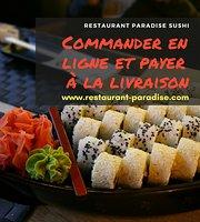 Paradise Restaurant Sushi