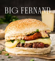 Big Fernand Paris Montparnasse