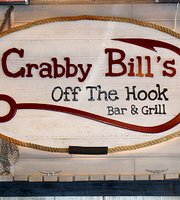 Crabby Bill's Off The Hook