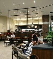 Tullys Coffee Aeon Mall Kobe Kita