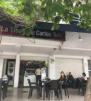 La tienda de Carlos Tulio