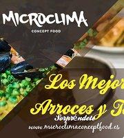 Microclima Concept Food