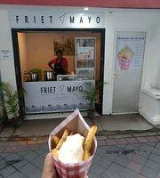 Friet Mayo