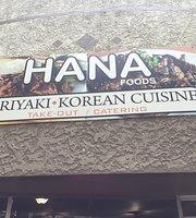 HANA Foods-Korean Cuisine and Teriyaki