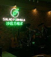 Salad Formula