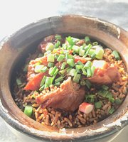 Claypot Chicken Rice Brickfields